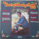 Charley Pride 1976 Vinyl LP Record The Best Of Charley Pride Vol.3