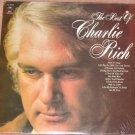 Charlie Rich The Best Of Charlie Rich 1972 Vinyl LP Record Still Sealed