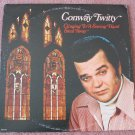 ConwayTwitty 1973 Gospel LP Record Clinging To A Saving Hand