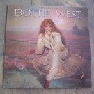 Dottie West The Best Of Dottie West 1984 Vinyl LP Record