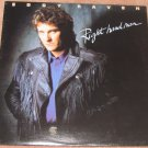 Eddy Raven 1986 Right Hand Man Vinyl LP Record