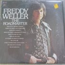 Freddy Weller 1972 Vinyl LP Record The Roadmaster