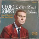 George Jones Old Brush Arbors Vinyl LP Record