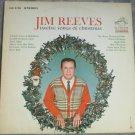 JIm Reeves Twelve Songs Of Christmas Vinyl LP Record