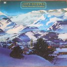John Denver Rocky Mountain Christmas 1975 Vinyl LP Record