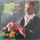Kenny Rogers Christmas 1981 Vinyl LP Record