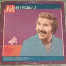 Marty Robbins Encore 1981 Vinyl LP Record