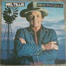 Mel Tillis New Patches 1984 Vinyl LP Record