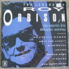 Roy Orbison The Legendary Roy Orbison 1989 2 LP Set Vinyl Records