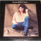 Suzi Quatro If You Knew Suzi 1979 Vinyl LP Record