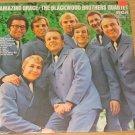 The Blackwood Brothers Quartet Amazing Grace Vinyl LP Record