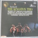 The Kingston Trio The Best Of The Kingston Trio Vinyl LP Record