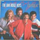 The Oak Ridge Boys Heartbeat 1987 Promo Copy Vinyl LP Record