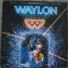 Waylon Jennings What Goes Around Comes Around 1979 Vinyl LP Record