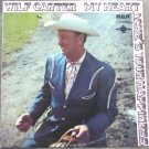 Wilf Carter My Heartache's Your Happiness 1972 Vinyl LP Record
