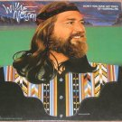 Willie Nelson Don't You Ever Get Tired Of Hurting Me 1984 LP Record
