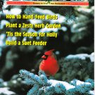 Birds & Blooms December 1996/January 1997 Magazine Vol.2 No.6