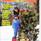 Birds & Blooms December 1998/January 1999 Magazine Vol.4 No.6