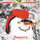 Birds & Blooms December 2000/January 2001 Magazine Vol.6 No.6