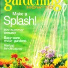Gardening How-To Magazine July/August 2001 Volume 6 Number 4 Issue 31