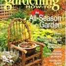Gardening How-To Magazine September/October 2001 Volume 6 Number 5 Issue 32