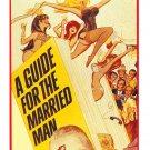 A Guide for Married Men - DVD -  Walter Matthau, Inger Stevens