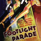 Footlight Parade (1933) - DVD -NEW - James Cagney, Joan Blondell
