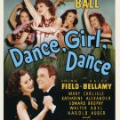 Dance, Girl, Dance (1940) - DVD -NEW - Maureen O'Hara, Louis Hayward