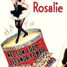 Rosalie (1937) - DVD - NEW - Nelson Eddy, Eleanor Powell