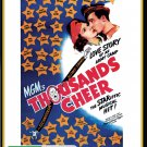 Thousands Cheer (1943) - DVD - NEW - Kathryn Grayson, Gene Kelly