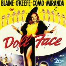 Doll Face  (1945) - DVD - NEW - Vivian Blaine, Dennis O'Keefe