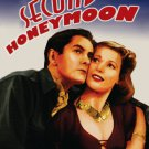 Second Honeymoon (1937)- DVD - NEW- Tyrone Power, Loretta Young
