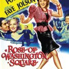 Rose of Washington Square (1939)- DVD -NEW- Tyrone Power, Alice Faye