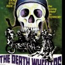 The Death Wheelers (1973) - DVD - NEW - Nicky Henson, Mary Larkin