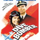Dive Bomber (1941) - DVD - NEW - Errol Flynn, Fred MacMurray