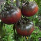 50 Seeds of Black Krim Tomato Seeds, NON-GMO, Rare Heirloom Variety Sizes