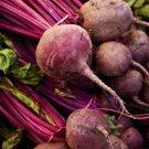 75 Seeds of Detroit Dark Red Beet Seeds, Detroit Globe, NON-GMO, Heirloom, Variety Sizes