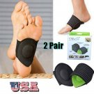 HOT SELLER 2 Pairs Foot Support Strutz Cushioned Arch Helps Decrease Plantar Fasciitis Pain