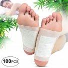 New Detox Foot Pads Kinoki Patch Detoxify Toxins Fit Health Care Pad FDA