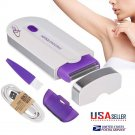 New Free Hair Removal Yes Finishing Touch Face Body Hair Remover Instant Pain