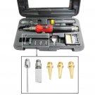 5 PCS Butane Gas Soldering Iron Kit Welding Kit Torch Pen Tool 2019