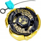 UNA Gold Black Hole Sun Galaxy Pegasus / Pegasis Beyblade NIP and Launcher