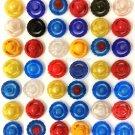 Hot Seller Randomized Pack / Lot / Set of 35 Beyblade TIPS