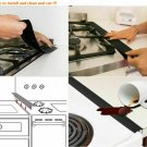 HOT Silicone Stove Counter Gap Cover Oven Guard Spill Seal Slit Filler Kitchen