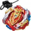 USA SELLER Turbo Beyblade Cho-Z  B-129 Achilles Burst STARTER SET w/ Launcher