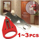 USA SELLER Portable Door Lock Hardware Safety Security Tool for Home Privacy Travel Hotel 3PCS
