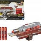 US Seller Star Wars The Mandalorian Rocket Gauntlet Nerf Dart Launcher Gun