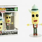 HOT SELLER Funko Pop Animation: Rick and Morty - Mr. Poopy Butthole Auctioneer