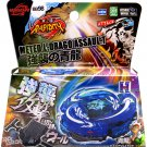 HOT SELLER Ultimate BLUE Assault Meteo L-Drago Beyblade Starter Set NIP + Launcher