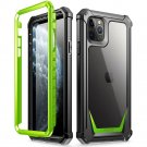 HOT SELLER IPhone 11 Pro Max Case Poetic Full-Body Hybrid Bumper Protector Cover GREEN